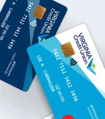 VACU credit cards