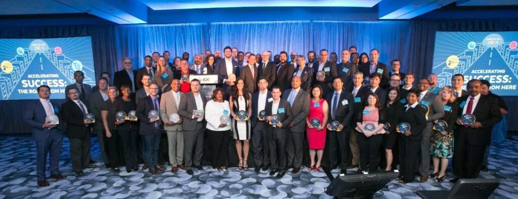 ICIC Award 2016 photo of winners
