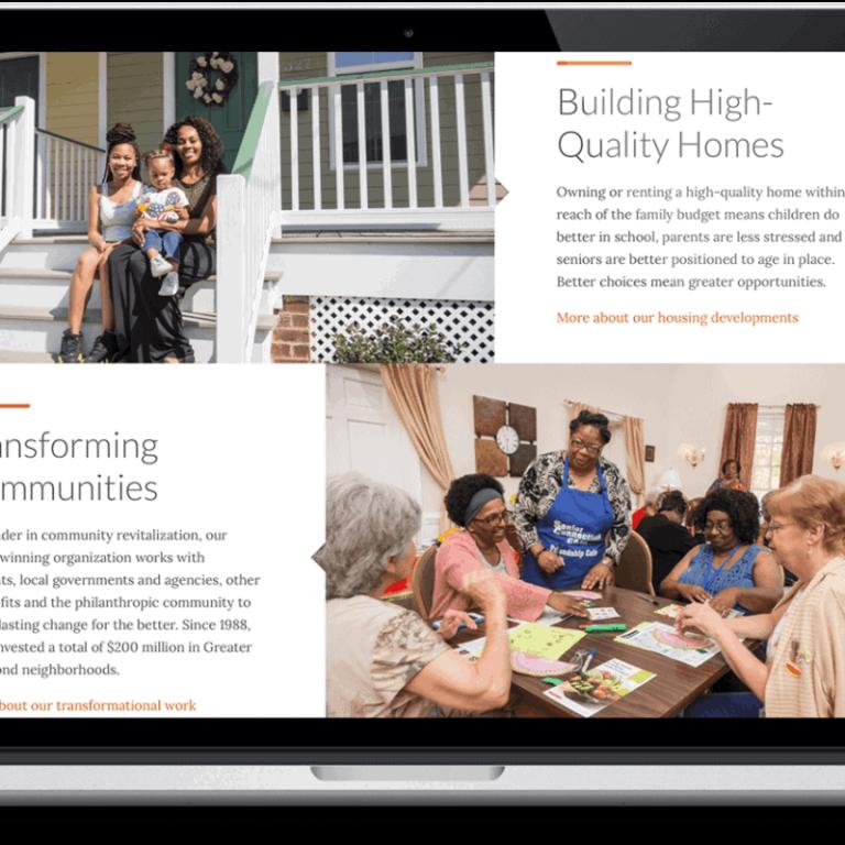 Better Housing Coalition site