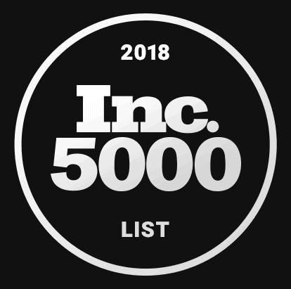 Inc 5000 2018 List logo