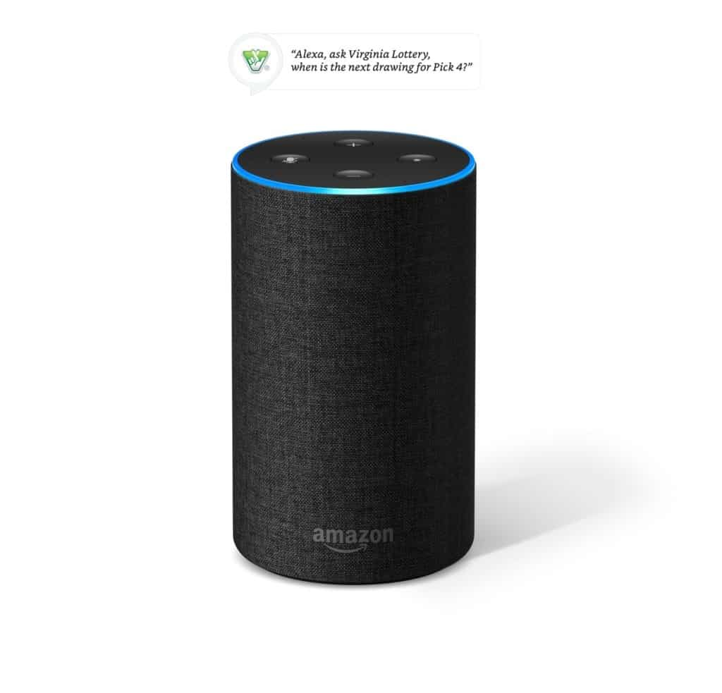 An Amazon Alexa Plus